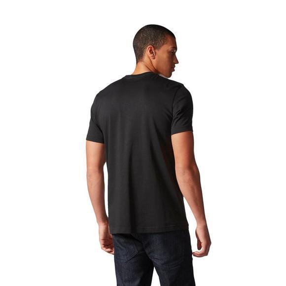 dcedfd458 adidas Originals Men s Trefoil Big Logo T-Shirt - Main Container Image 2