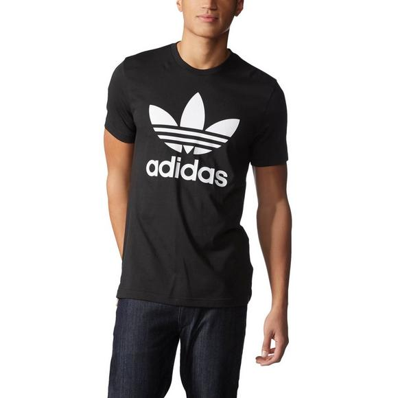 2407e0f927e1 adidas Originals Men s Trefoil Big Logo T-Shirt - Main Container Image 1