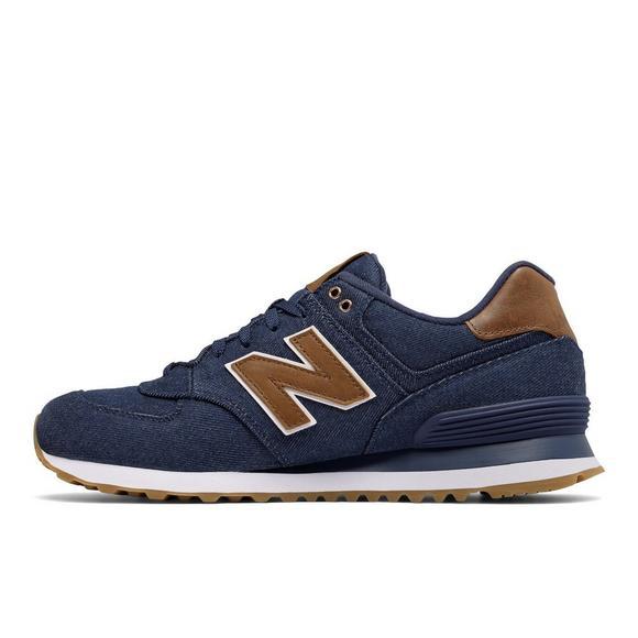 buy popular fee6e 5f3a0 New Balance 574 15 Ounce Canvas Men's Casual Shoe