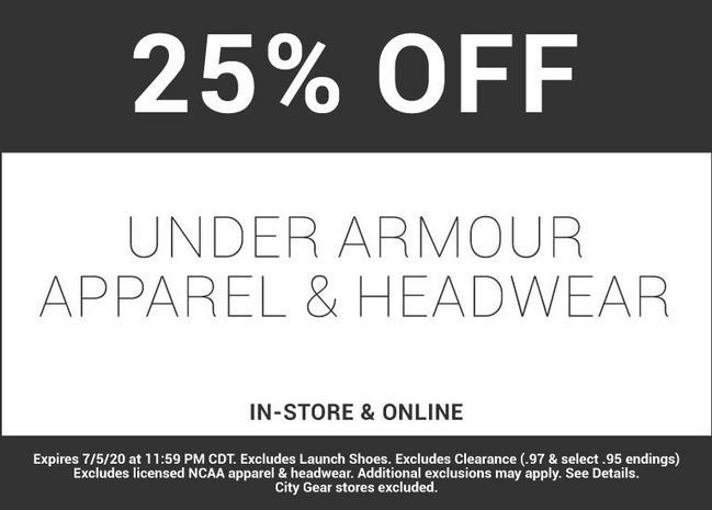 Shop Under Armour