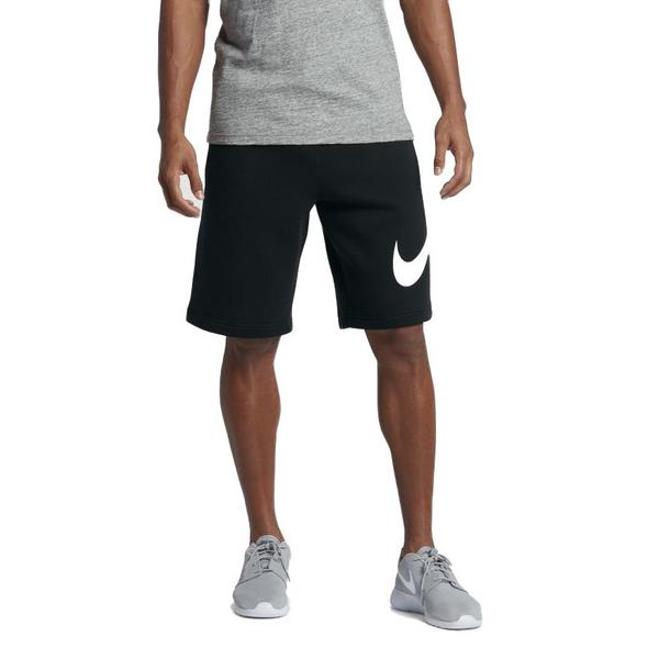 hot sales 25293 a1c0e Display product reviews for Nike Men s Club Fleece Shorts-Black