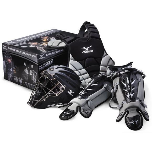 finest selection ff35e 846bd Mizuno Youth Samurai Box Catchers Set - Main Container Image 1