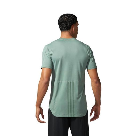 512864d5a5 adidas Men's Essentials Droptail 3-Stripes Tee - Main Container Image 2