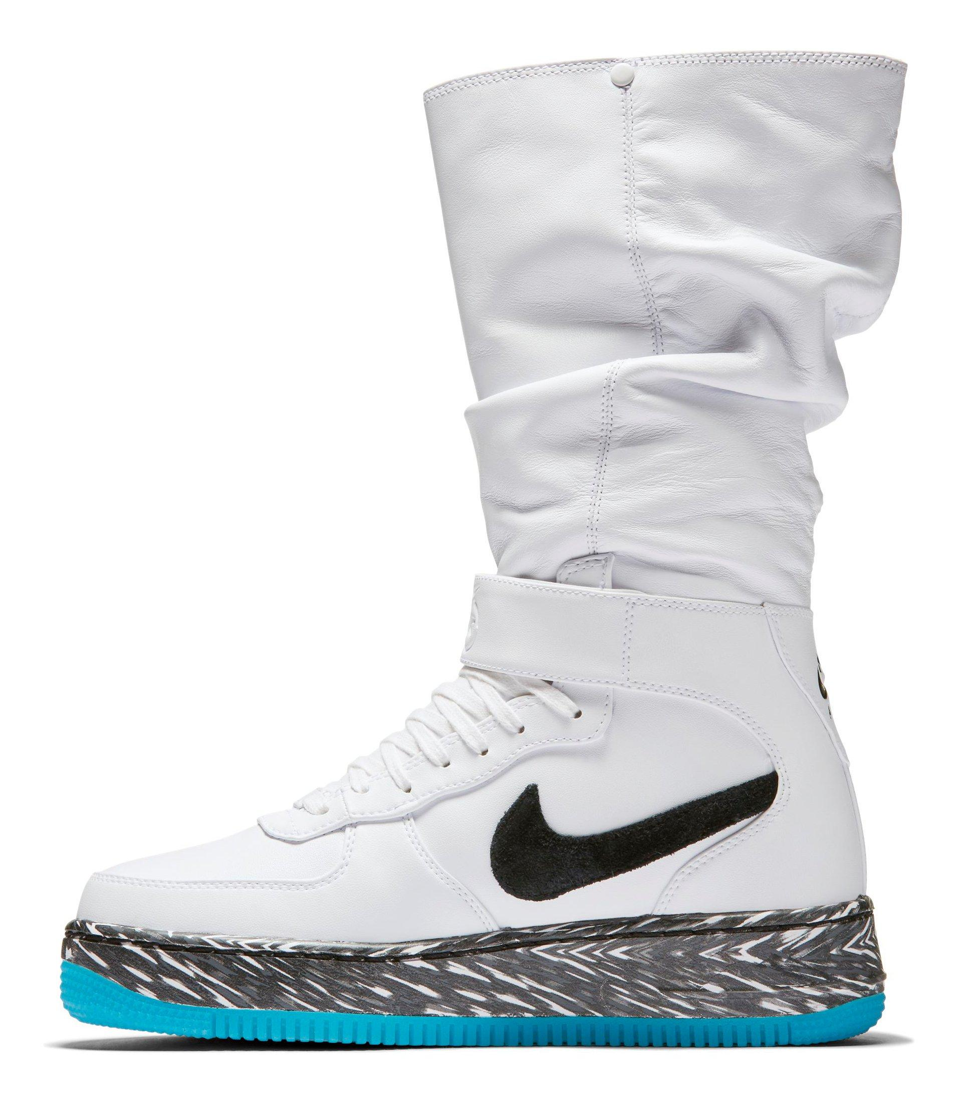 Nike N7 Air Force 1 Upstep Warrior Women\u0027s Casual Boot - Main Container  Image 3