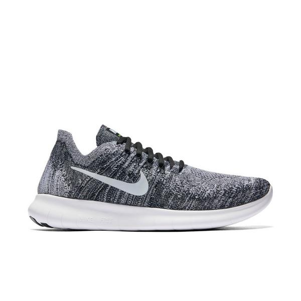 0f3a2f475244 Display product reviews for Nike Free Run Flyknit Women s -Grey White-  Running Shoes