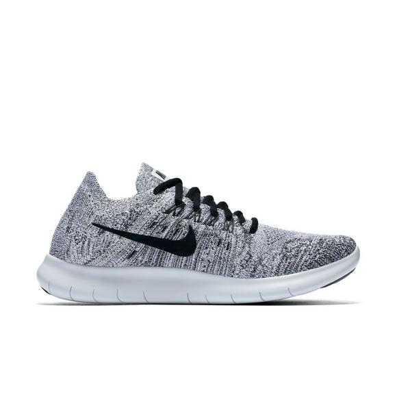 wholesale dealer c7fba 894f3 ... store nike free run flyknit grey black womens running shoes main  container image 055fa e9c40
