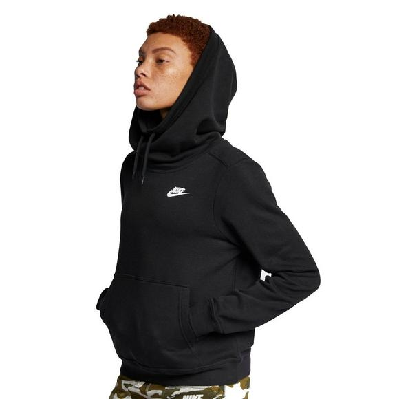 ab6de908ee49 Nike Women s Funnel-Neck Hoodie - Main Container Image 2