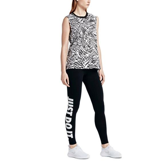 0cad2dc825c465 Nike Women's Leg-A-See JDI Leggings - Main Container Image 1