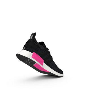 Adidas Nmd R1 Pk Black Pink Women S Casual Shoe Hibbett City