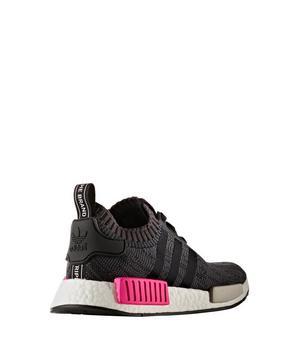 Adidas Nmd R1 Pk Black Pink Women S Casual Shoe Hibbett City Gear