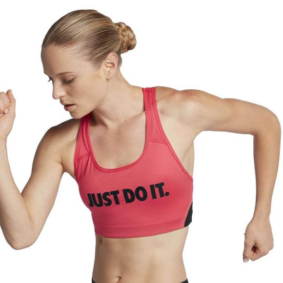 4700597d12457 Nike Women s Pro Classic Swoosh Cooling Sports Bra - Main Container Image 5