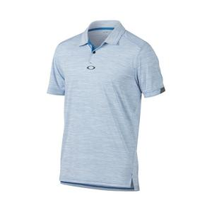 2a7ab245b85e Oakley Men s Gravity Golf Short Sleeve Polo