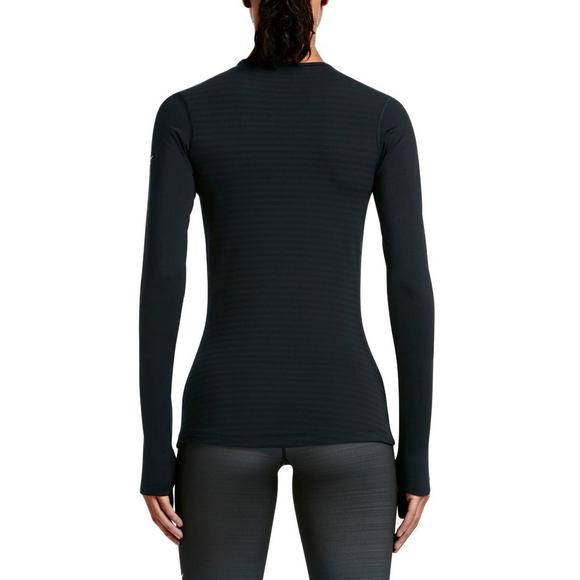 edbd5a13 Nike Women's Pro Warm Training Top - Main Container Image 2
