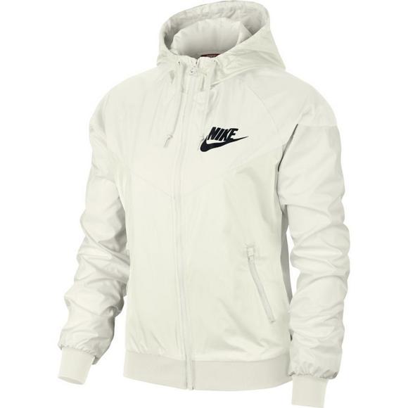 Nike Women s Windrunner Jacket-White - Main Container Image 1 eeadb5459