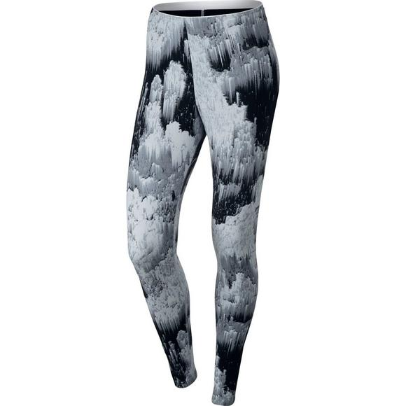 buy popular 15aac dd313 Nike Women s Allover Print Tights - Main Container Image 1
