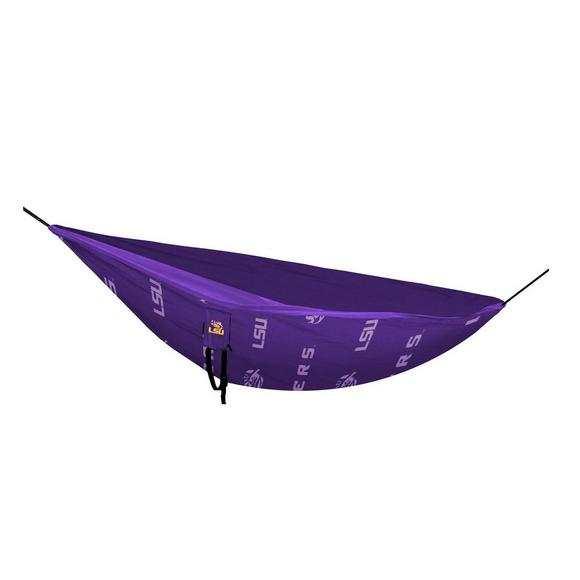e4f6c97e1c5 Logo Chair Company LSU Tigers Bag Hammock - Main Container Image 1