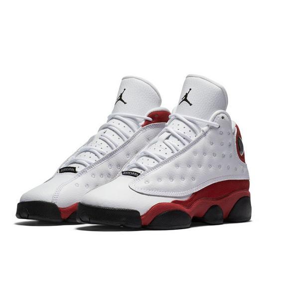 94c835954d7a65 Jordan Retro 13 OG Grade School Boys  Shoe - Main Container Image 2
