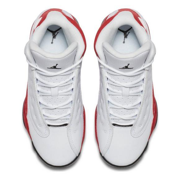 ba63c20b5e9 Jordan Retro 13 OG Grade School Boys' Shoe - Main Container Image 5