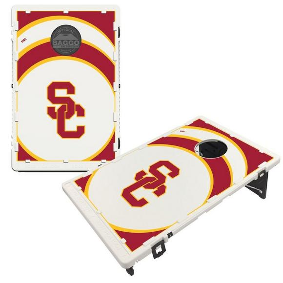 Peachy Victory Tailgate Usc Trojans Baggo Bean Bag Toss Cornhole Game Vortex Design Gamerscity Chair Design For Home Gamerscityorg