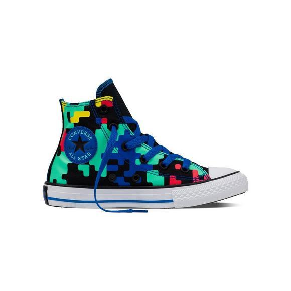 27f336f52679 Converse All Star High Digital Grade School Boys  Casual Shoe - Main  Container Image 1
