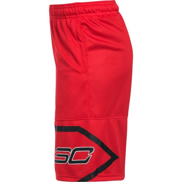 56fa6b40117 Under Armour Boys  Steph Curry SC30 Spear Shorts - Main Container Image 2