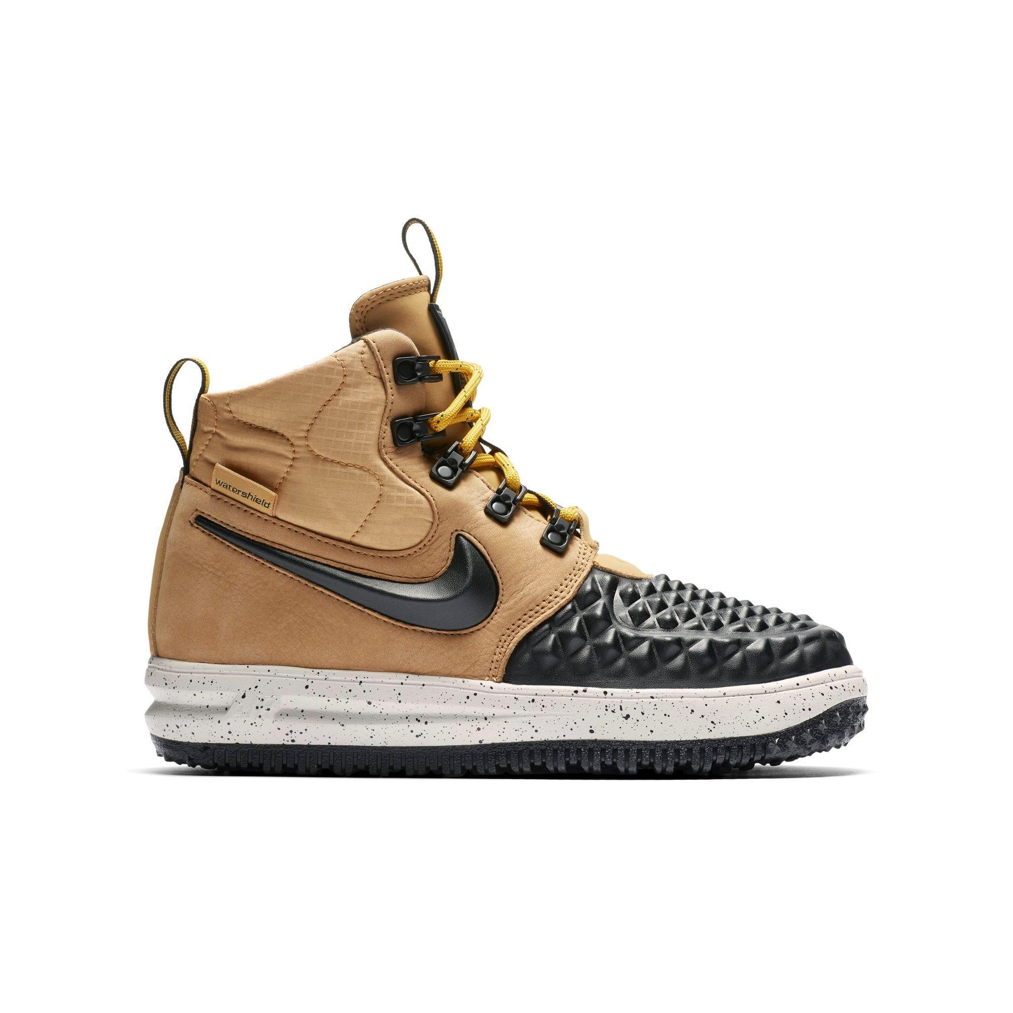 Free Shipping No Minimum.: (0). Nike Lunar Force 1 \u002717 Grade School Boys\u0027  Casual Duckboot
