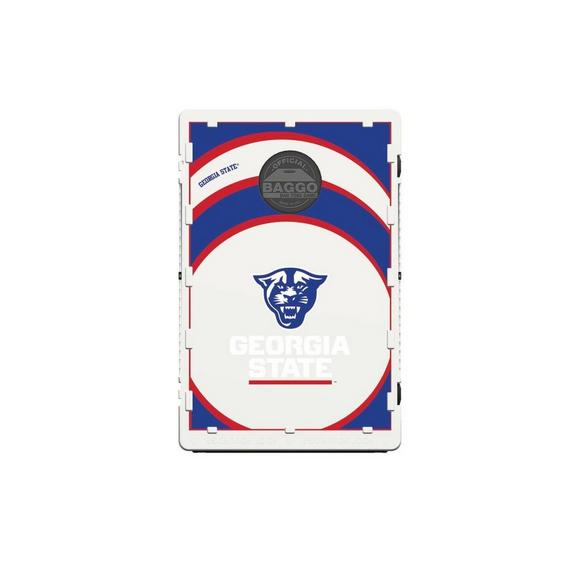 huge selection of 25a1f e837a Victory Tailgate Georgia State Panthers Baggo Bean Bag Toss Cornhole Game -  Vortex Design