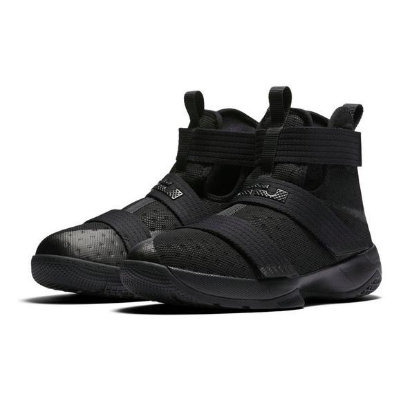 huge selection of cf16c 6f776 Nike LeBron Soldier 10 Grade School Boys  Basketball Shoe - Main Container  Image 2
