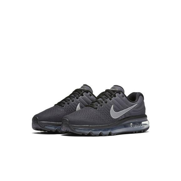 super popular 2c56a bb18d Nike Air Max 2017 Grade School Boys' Running Shoe - Hibbett US