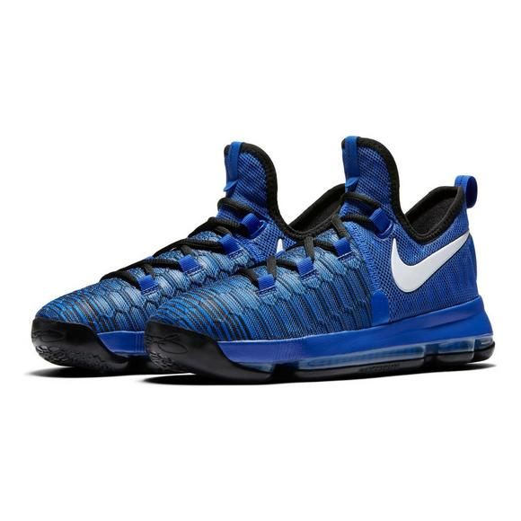 a09a3696d8ad Nike Zoom KD 9 Grade School Boys  Basketball Shoe - Main Container Image 2