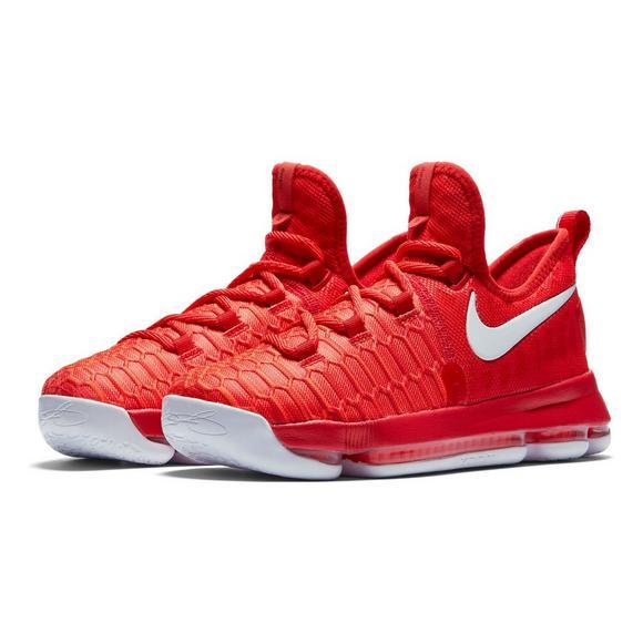 f563984f024c Nike KD 9 Grade School Boys  Basketball Shoe - Main Container Image 2