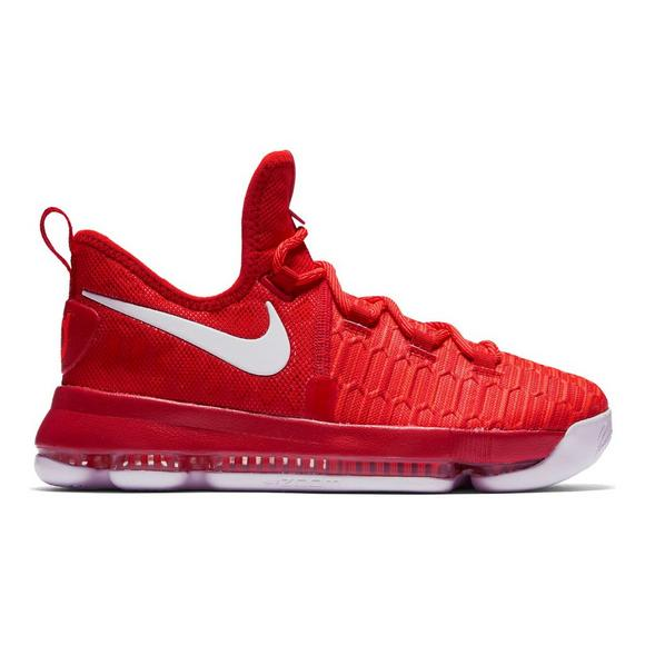 big sale 9262f e48eb Nike KD 9 Grade School Boys' Basketball Shoe - Hibbett US