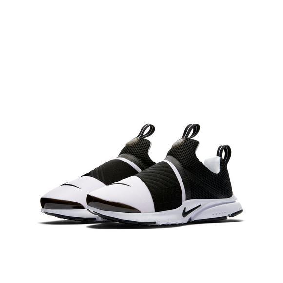 Nike Presto Extreme Whiteblack Grade School Kids Casual Shoe