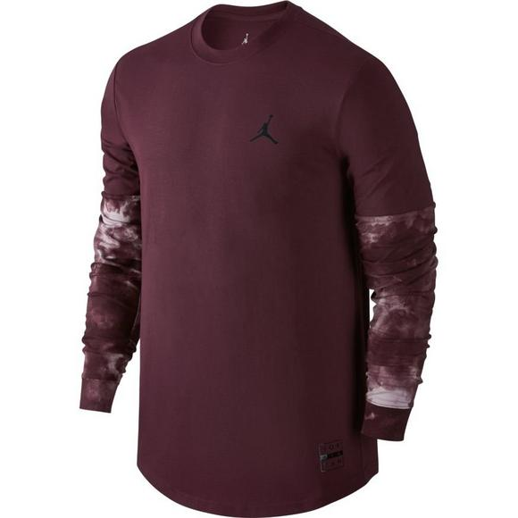 290d90a2153 Jordan Clouded Nightmares Long-Sleeve T-Shirt - Main Container Image 1