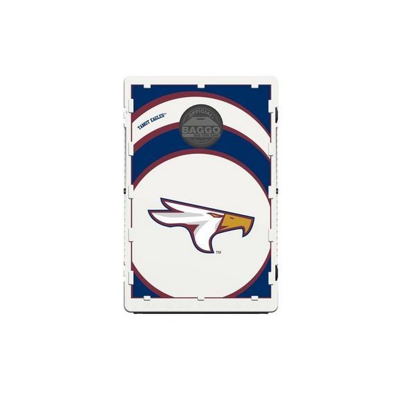 Strange Victory Tailgate Texas Am Texarkana Eagles Baggo Bean Bag Toss Cornhole Game Vortex Design Lamtechconsult Wood Chair Design Ideas Lamtechconsultcom