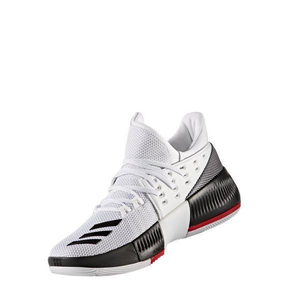 best website cf7e9 37ba5 adidas Dame 3 Grade School Boys Basketball Shoe - Main Container Image 2