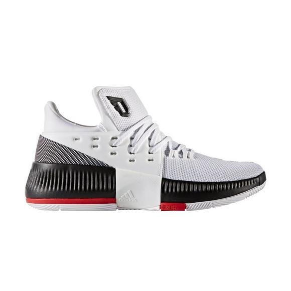 new concept 9d8b0 838f7 adidas Dame 3 Grade School Boys Basketball Shoe - Main Container Image 1