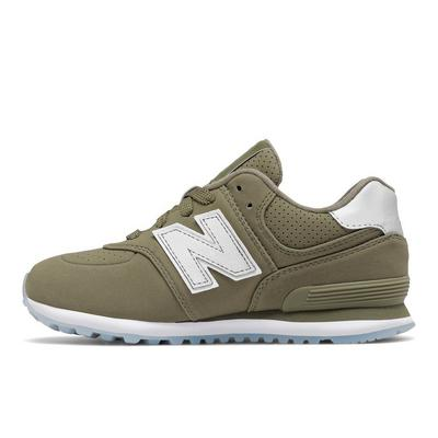 dcbcac12cf36 ... low cost display product reviews for new balance 574 luxe grade school  boys casual shoe 8c955