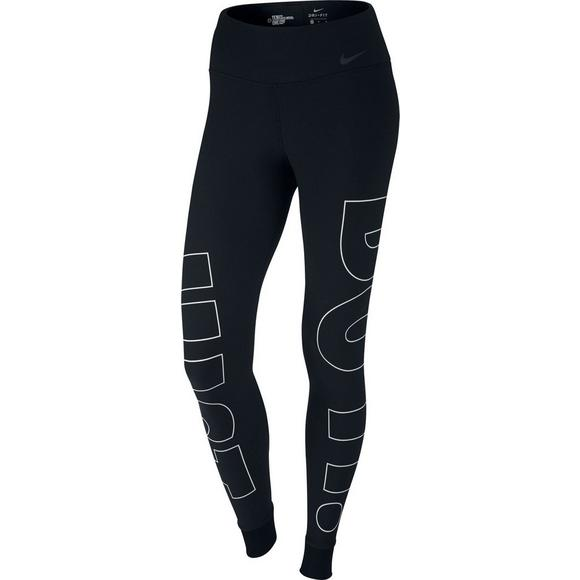 9d143a6e8214f Nike Women's Power Legend Just Do It Tights - Main Container Image 1