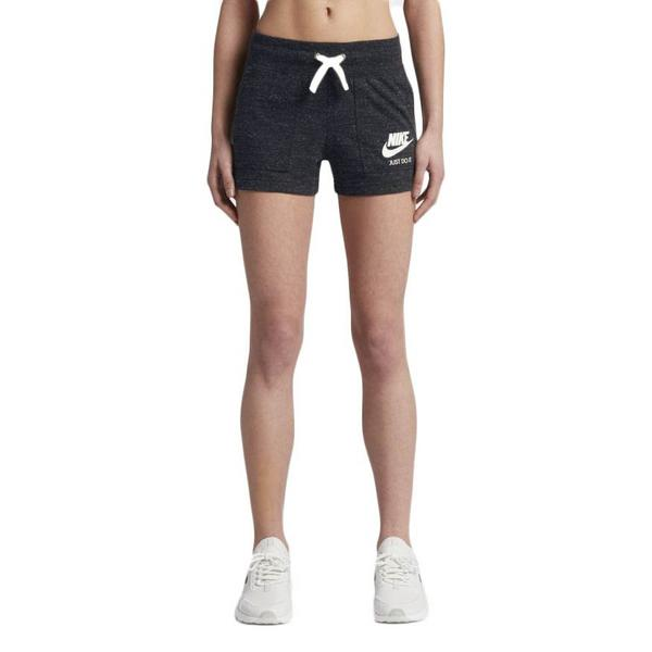 the latest ebfa8 b53ce Display product reviews for Nike Women s Gym Vintage Shorts - Black