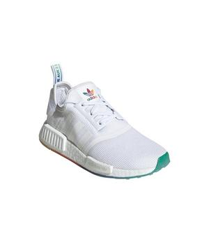Adidas Nmd R1 Cloud White Multi Grade School Boys Shoe
