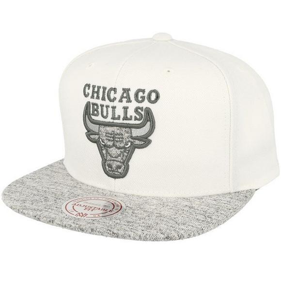 4d056d01216 Mitchell   Ness Chicago Bulls Solid Crown Space Kit Snapback Hat - Main  Container Image 1