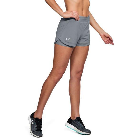 0cc52f95 Under Armour Women's Speedpocket 2-In-1 Shorts - Hibbett US