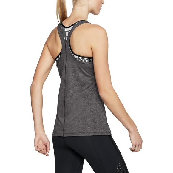 3d8184540063b Under Armour Women's HeatGear Armour Racer Tank - Hibbett US