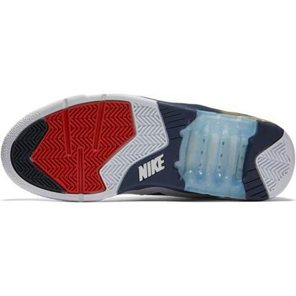 hot sale online 2d724 2e9b9 Nike Air Force 180 Men's Basketball Shoe - Main Container Image 5