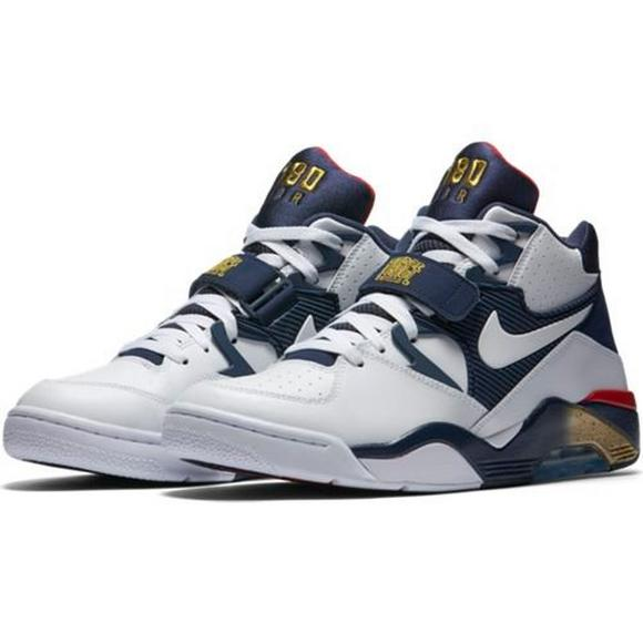 da5d0b674b45 Nike Air Force 180 Men s Basketball Shoe - Main Container Image 6