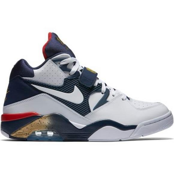 b291ccbc9ac4 Nike Air Force 180 Men s Basketball Shoe - Main Container Image 1