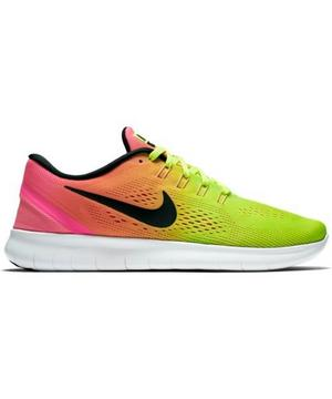 Recreación Cabaña Consultar  Nike Free Run Olympic Men's Running Shoe - Hibbett | City Gear