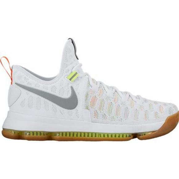 best loved 2d433 fa5a2 Nike KD 9 Multicolor Men s Basketball Shoe - Main Container Image 1