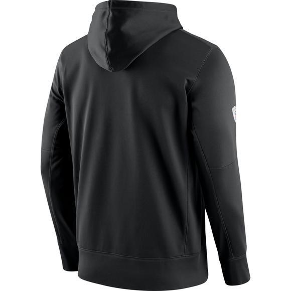 designer fashion b7001 e67cb Nike Carolina Panthers Black Circuit Property Of Performance ...